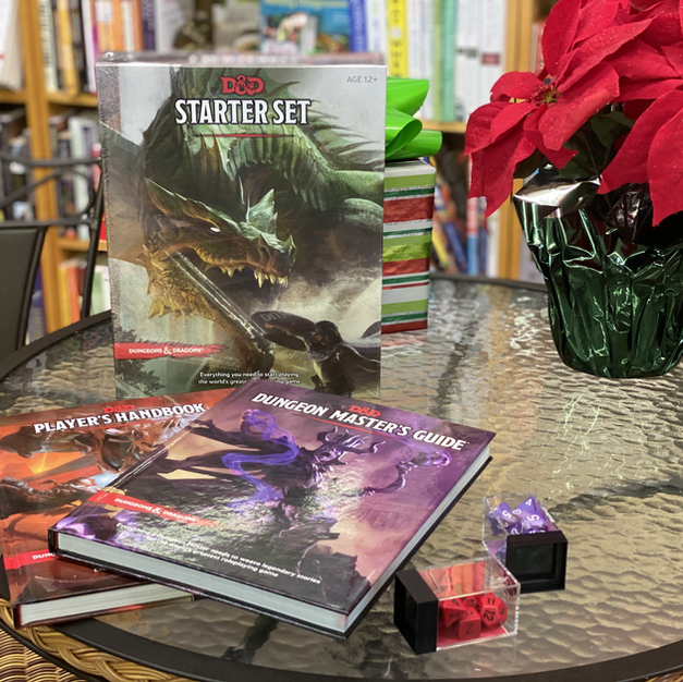 For the D&D Masters!