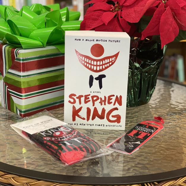 For the Stephen King lover!