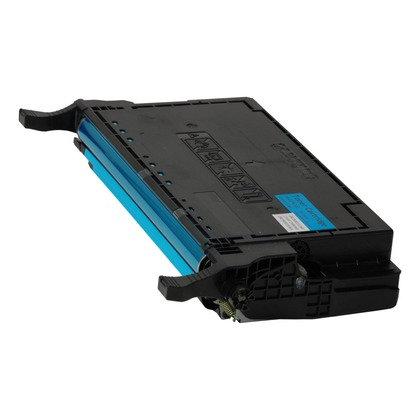 Cartucho Compatível de Toner Samsung CLP 620 CLP670 CLT508 Cyan (4K)