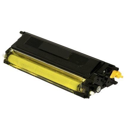 Cartucho Compatível de Toner Brother TN110 TN115 Yellow (4K)