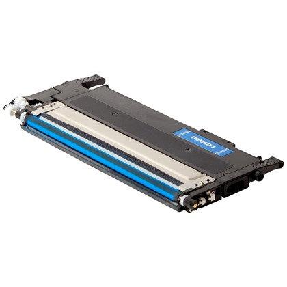 Cartucho Compatível de Toner Samsung  K406 CLP 365 CLX 3305 Cyan (1K)