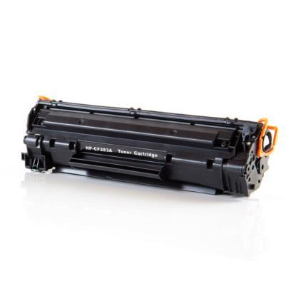 Cartucho Compatível de Toner HP 283 M127FN M125 M201 (1.5K)