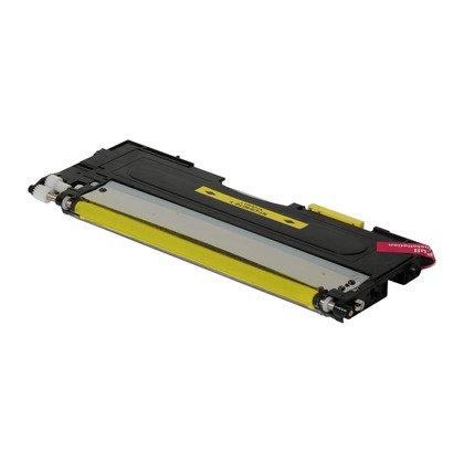 Cartucho Compatível de Toner Samsung K407 CLP320 CLP325 CLX 3185 Yellow (1K)