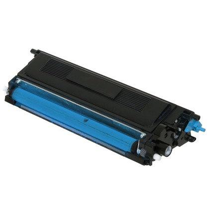 Cartucho  Compatível de Toner Brother TN110 TN115  Cyan (4K)