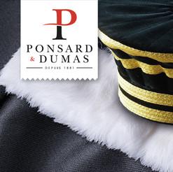 Ponsard et Dumas