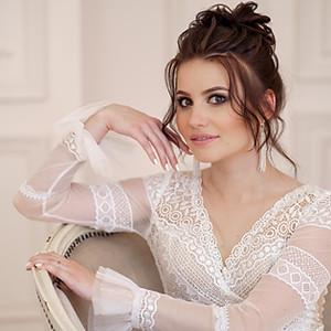 Макияж/Причёска для невесты