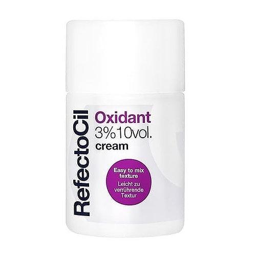 Кремообразный 3% оксидант RefectoCil Oxidant