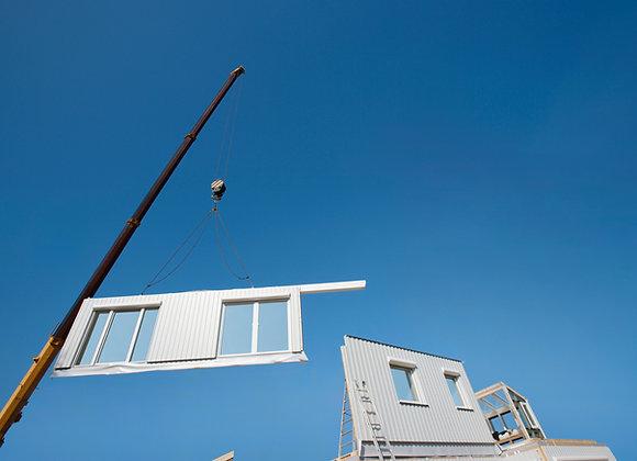 Домостроительный комбинат | ДСК | финансовая модель бизнес плана