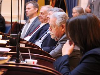 Senator Davis' Wine Subscription Amendments Bill Advances in the Senate
