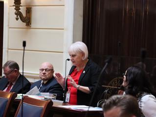 Senator Mayne Introduces Social Security Income Tax Amendments Legislation