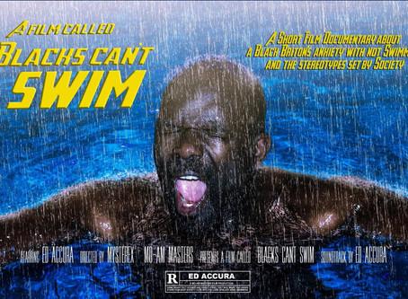 A Film Called Blacks Can't Swim by Ed Accura