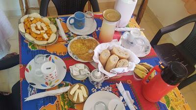 Breakfast. mmmm.