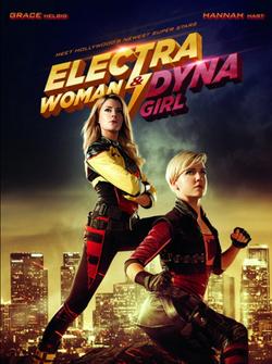 Electra Woman and Dyna Girl - - Coastal Script Clearances
