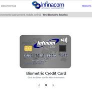 INFINUM ONE CREDIT CARDS