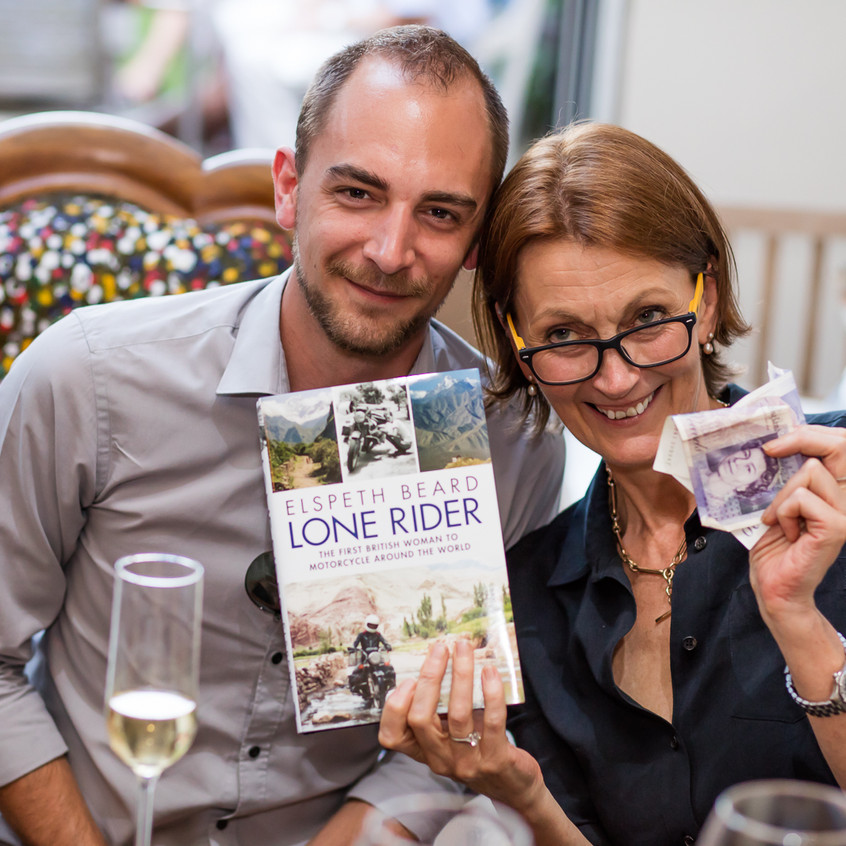 'Lone Rider' private launch party