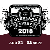 The Overland Event                            August 31st - 2nd September