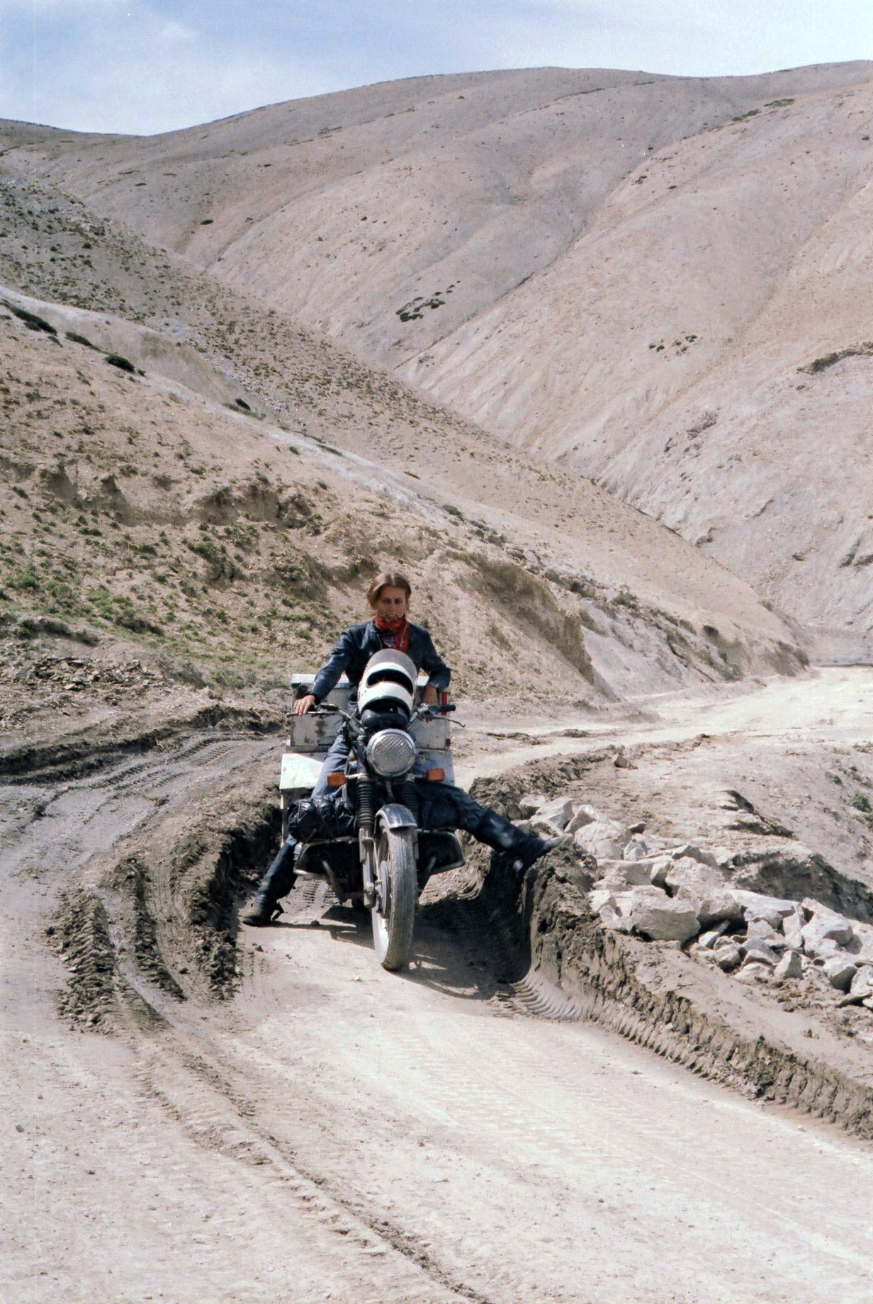 57. Road back to Srinagar - Ladakh