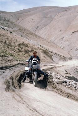 57. Road back to Srinagar - Ladakh