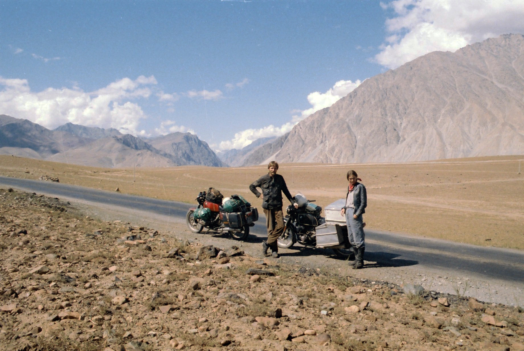 49. Road to Leh- Ladakh
