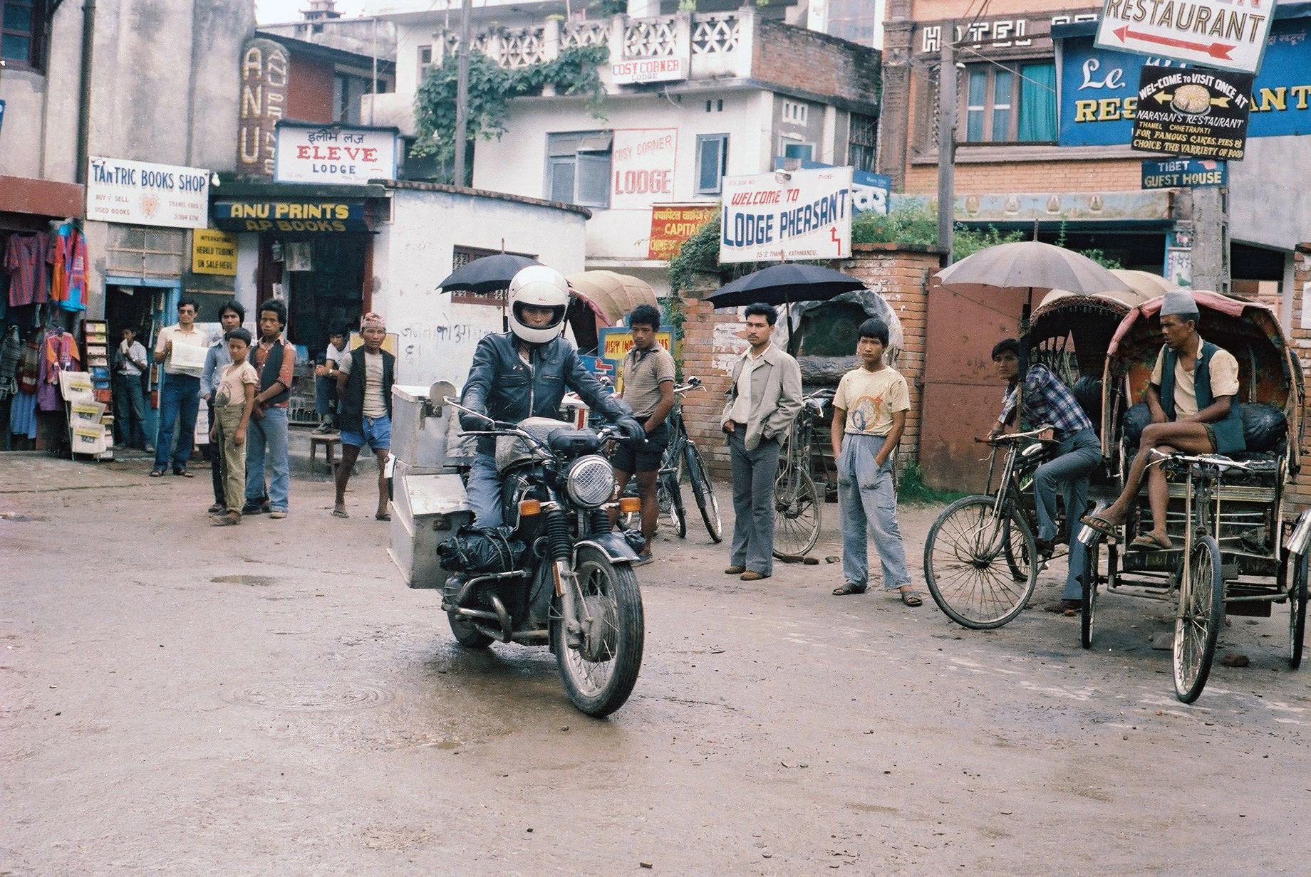35. Leaving Kathmandu