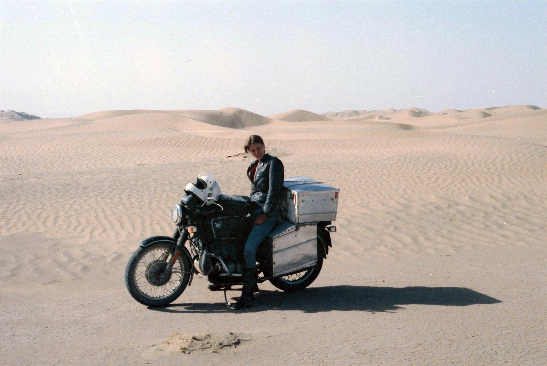65. Baluchistan desert