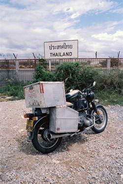 22. Thailand border
