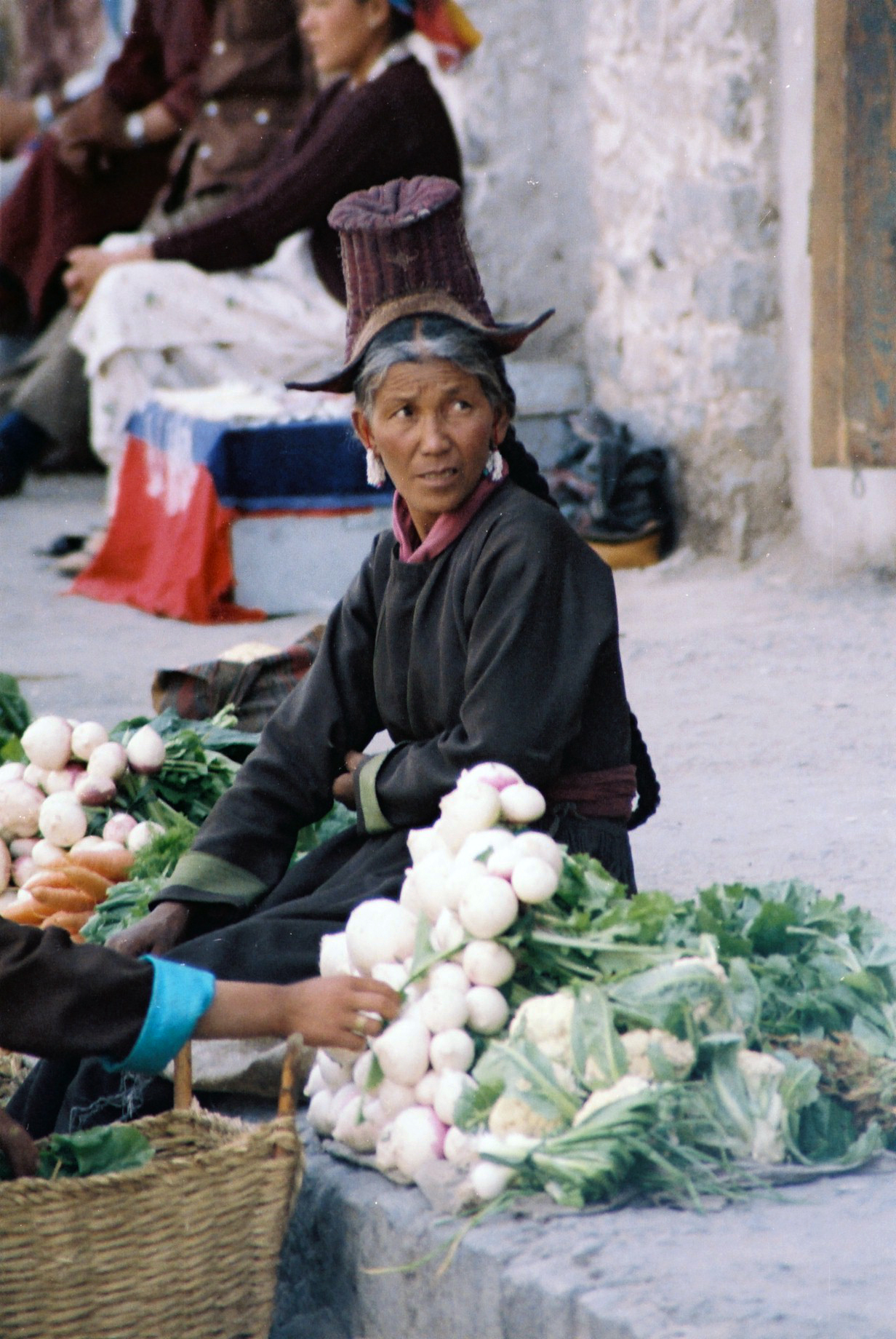 54. Market Leh- Ladakh