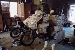 7. John Todds Bike