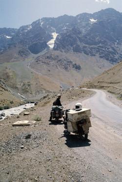 58. Road back to Srinagar - Ladakh