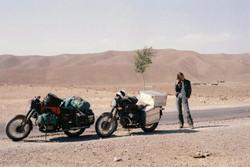 64. Baluchistan desert