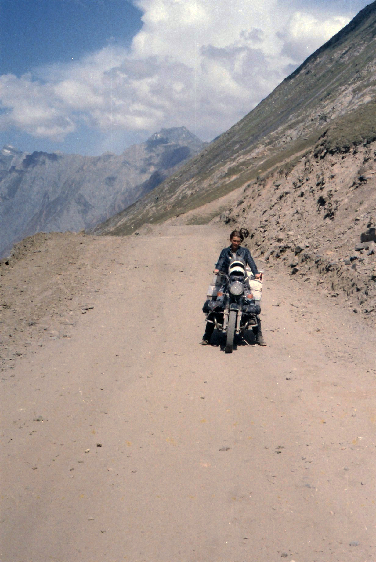 59. Road back to Srinagar - Ladakh