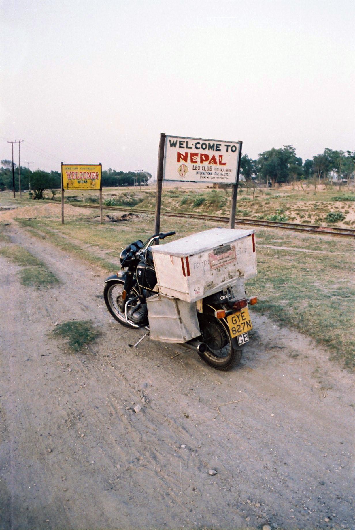 29. Nepalese border 02-05-1984