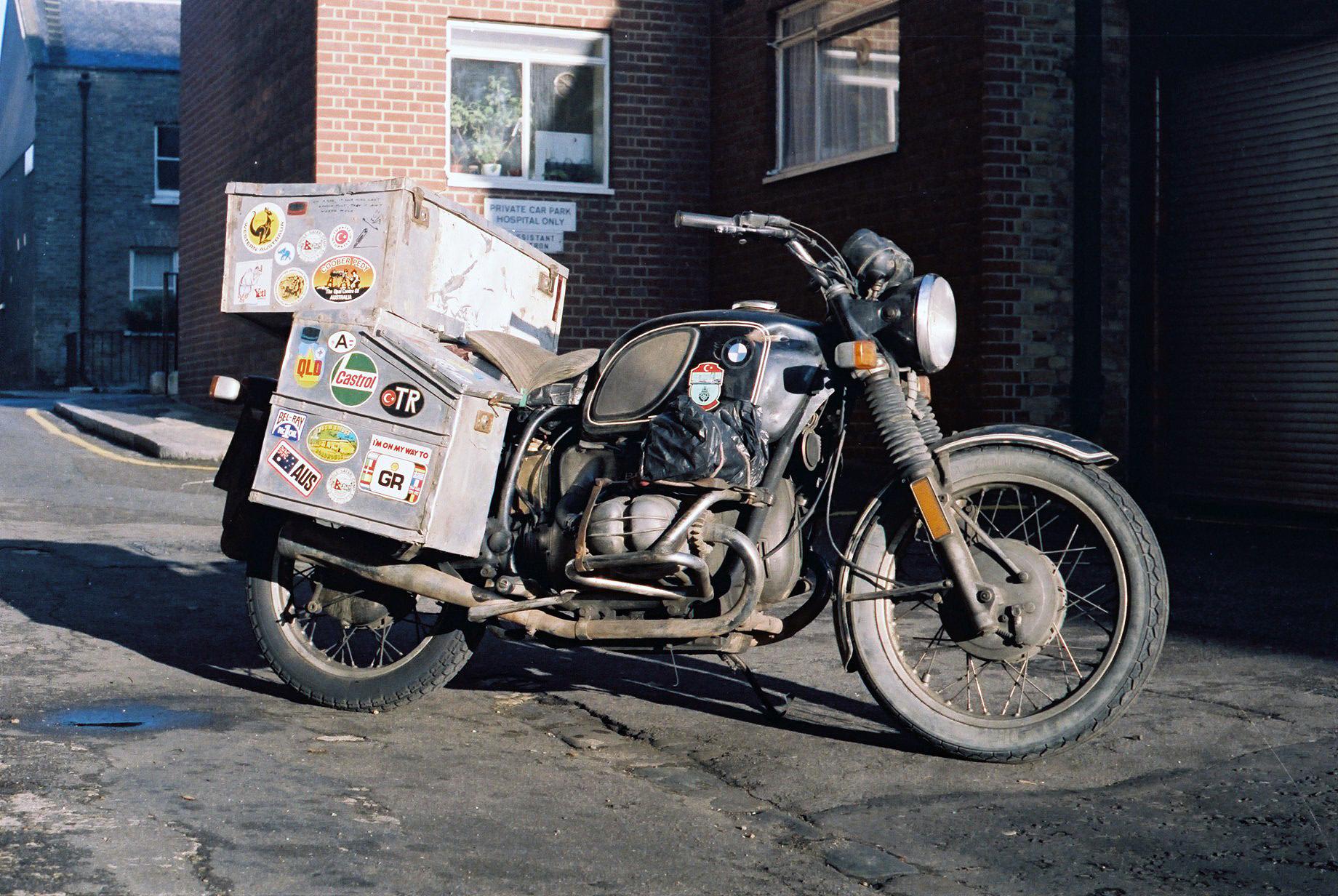 69. Bike Home