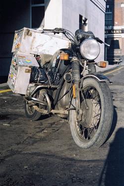 70. Bike Home