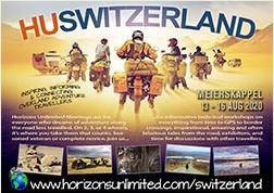 HU Travellers Meeting Switzerland - August 2019