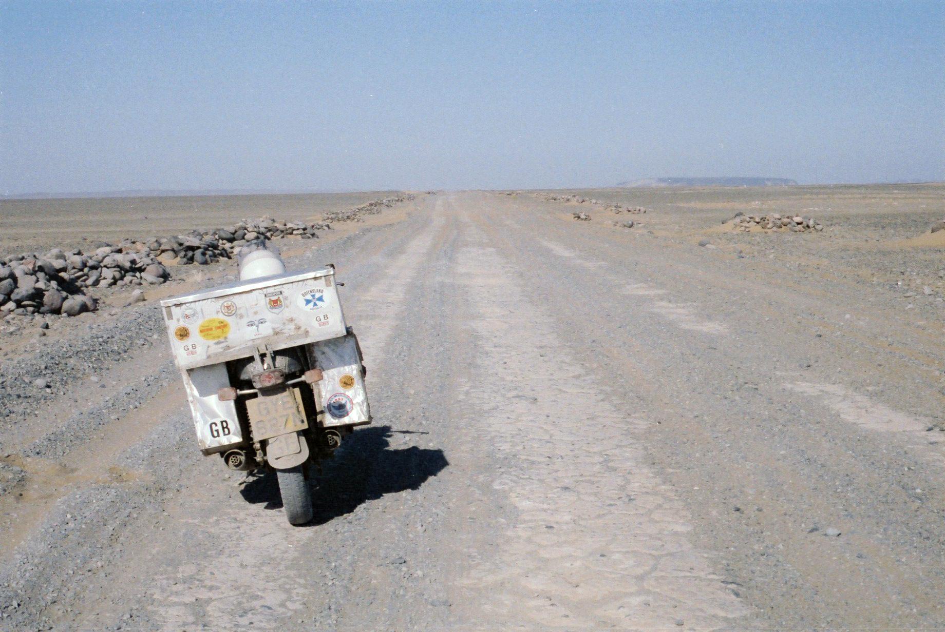 67. Baluchistan desert