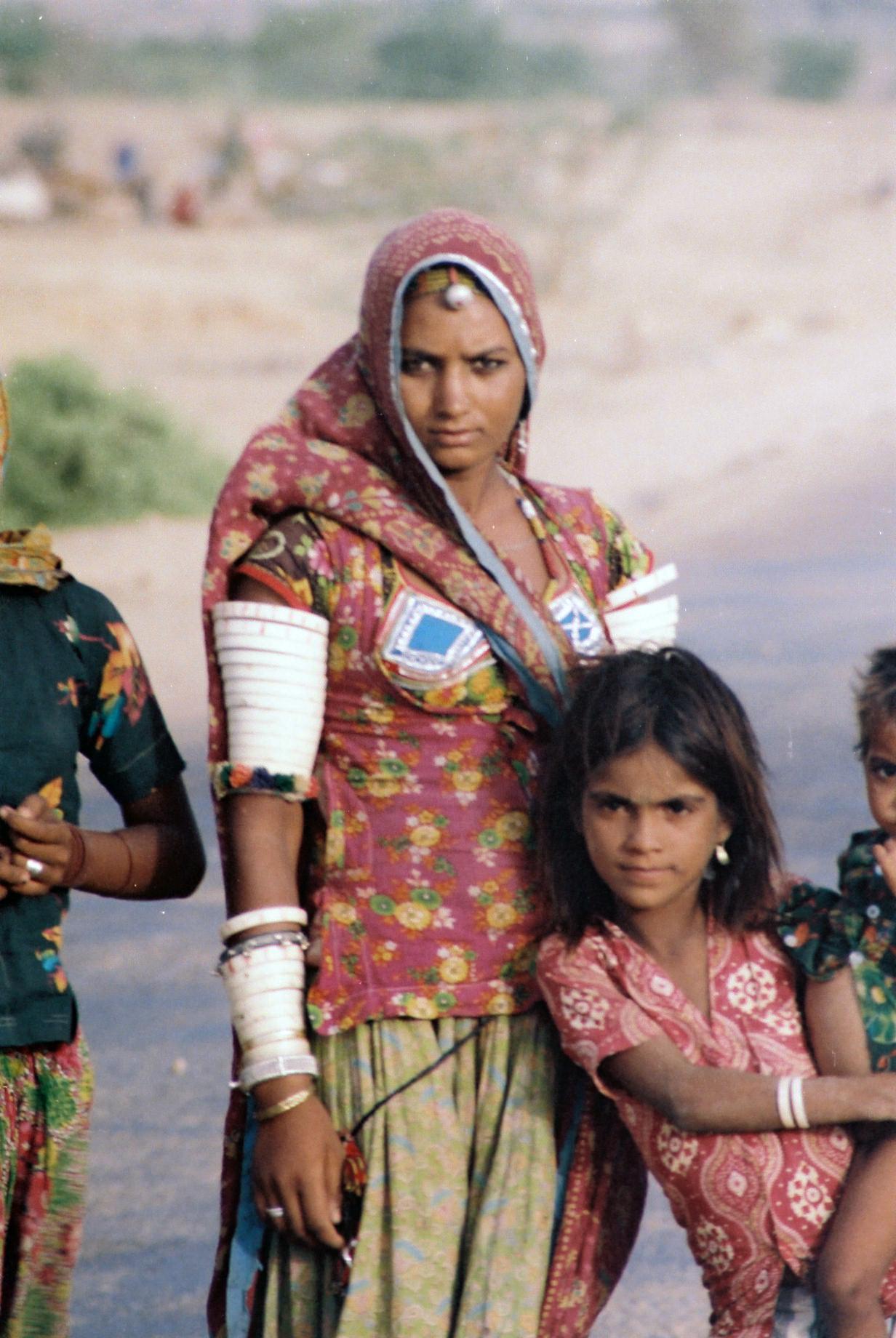 45. Rajasthan desert village
