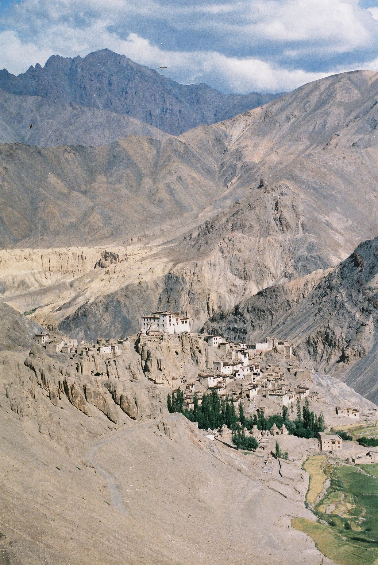 52. Lamayura gompa Road to Leh- Ladakh