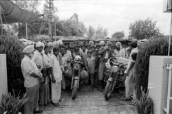 3. India morning departure