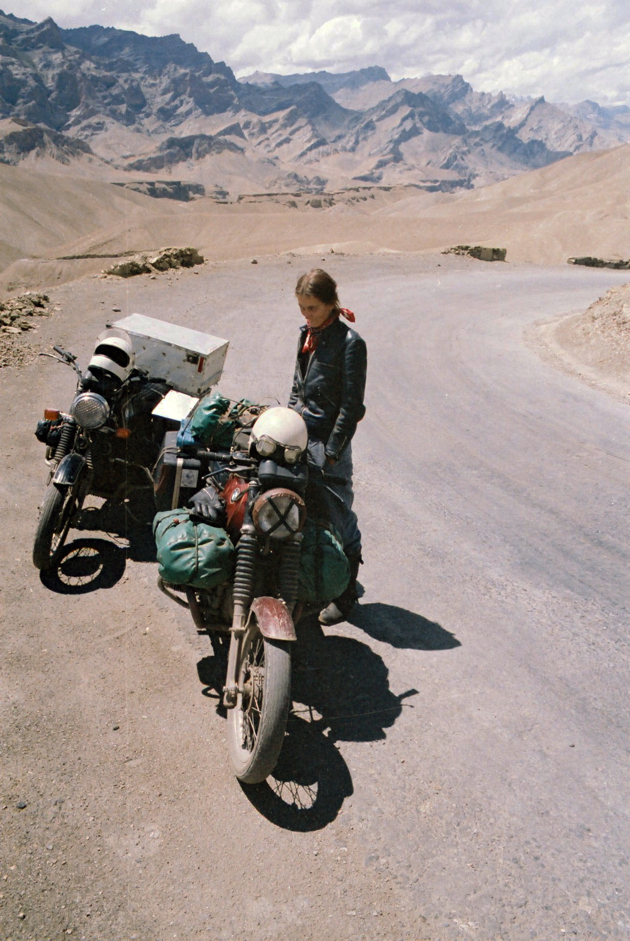 50. Road to Leh- Ladakh