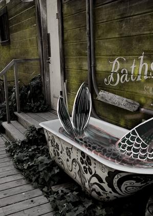 fish bath