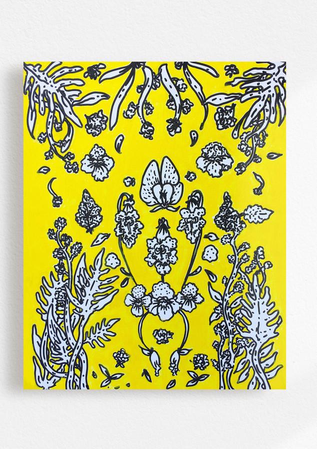 Yellow Botanical