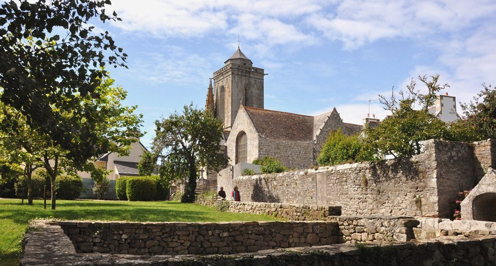 La Chapelle Saint Tugen