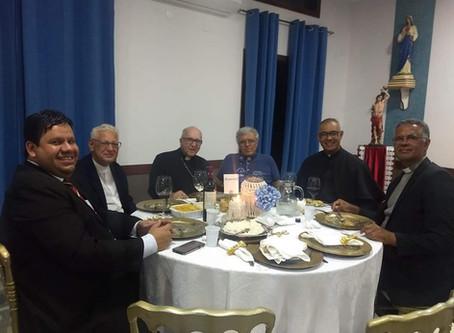 Jantar em comemoração ao dia de São Sebastião
