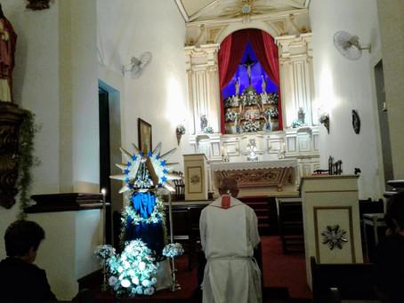 Segundo dia - Tríduo e da grande festa a Nossa Senhora Imaculada Conceição de Aparecida
