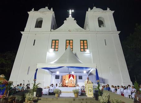 Santa Missa Solene e Barraquinhas das Pastorais