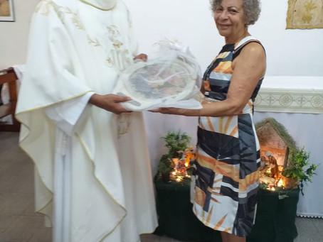 Maria Conceição foi a ganhadora