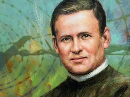 Mais um palotino beatificado.  Padre Ryszard(Ricardo) Henkes SAC