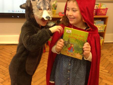 Wonderful World Book Day