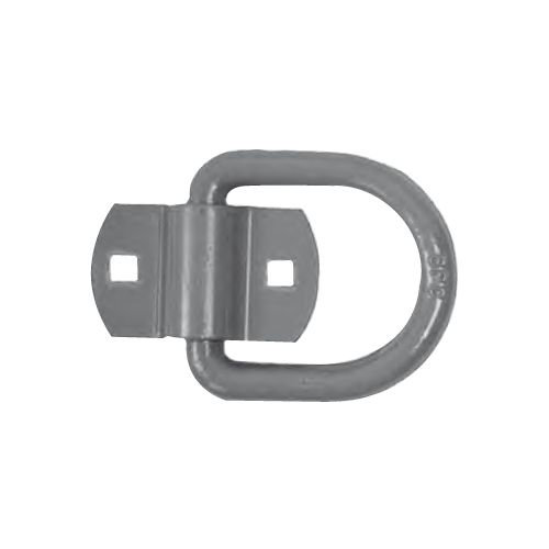 "1/2"" FORGED D-RING BOLT-ON (2PCS) CAPACITY: 4,080LBS BREAKING POINT: 11,781LBS"